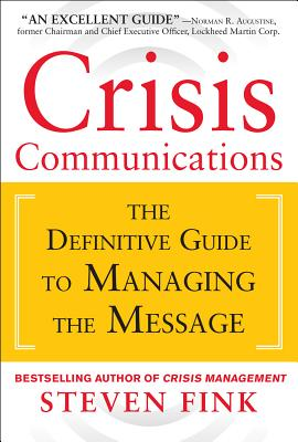 Crisis Communications By Fink, Steven